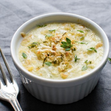 Creamy Chayote Gratin Recipe | SideChef