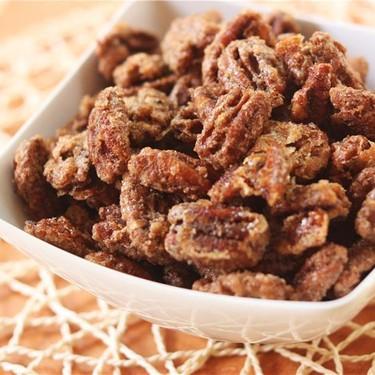 Sugar 'n' Spiced Pecans Recipe | SideChef