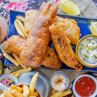 Vegan Fish and Chips Recipe | SideChef