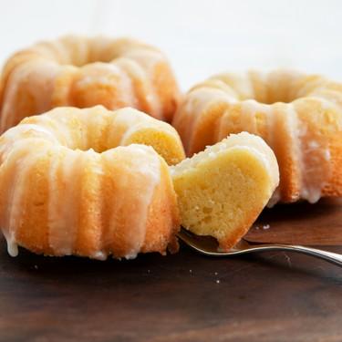 Mini Lemon Bundt Cakes Recipe   SideChef