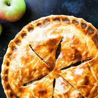 Easy Apple Pie Recipe | SideChef