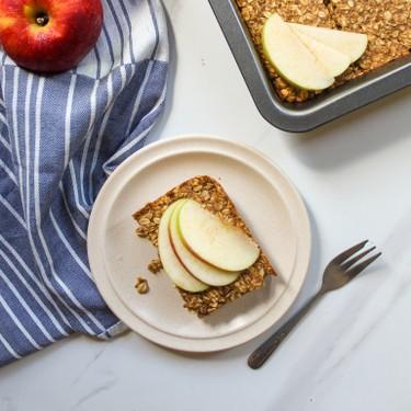 Cinnamon Apple Baked Oatmeal Recipe | SideChef