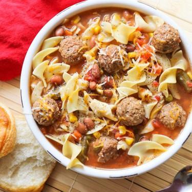 Easy Crockpot Meatball Soup Recipe | SideChef