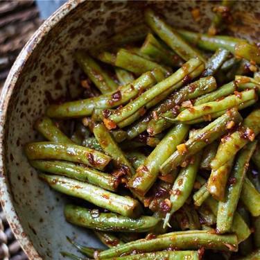 Spicy Green Beans Recipe | SideChef