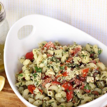 Mediterranean Divina® Pasta Salad Recipe | SideChef