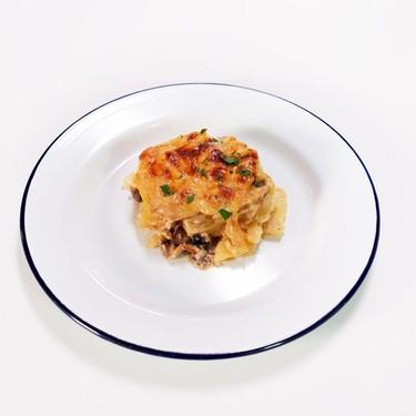 Gratin Dauphinoise with Mushrooms Recipe   SideChef