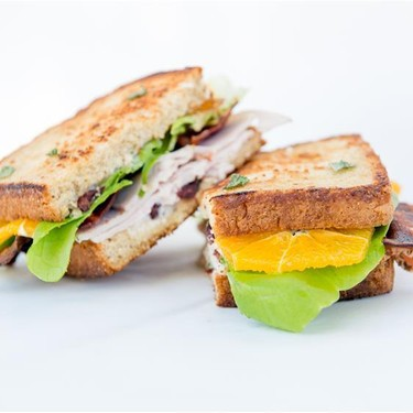 Marvelous Turkey Sandwich Recipe | SideChef