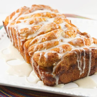 Pumpkin Pull-Apart Bread Recipe | SideChef