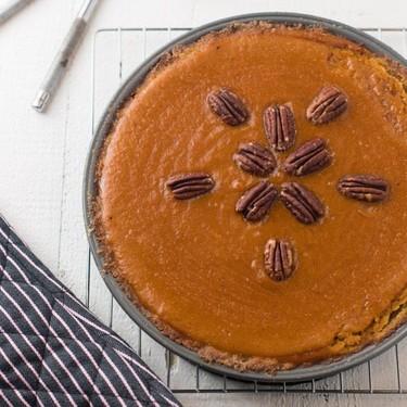 Paleo Pumpkin Pie Recipe | SideChef
