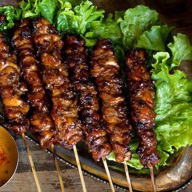 Chicken Skewers Recipe   SideChef
