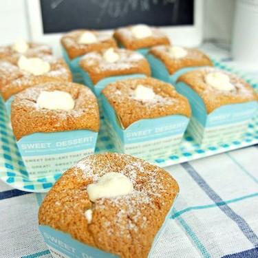 Hokkaido Chiffon Cupcake Recipe   SideChef