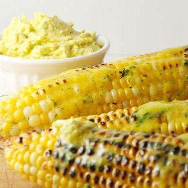 Grilled Corn with Mango Habanero Butter Recipe   SideChef