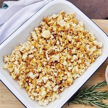 Sriracha, Lime and Rosemary Popcorn Recipe   SideChef
