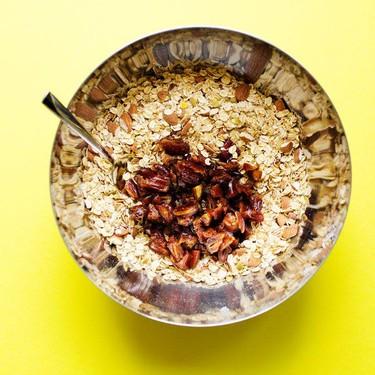 Salted Caramel Granola Recipe | SideChef
