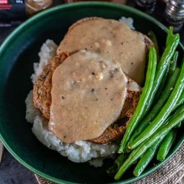 Vegan Chicken Fried Steak Recipe   SideChef