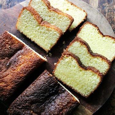 Ottolenghi's Lemon-Semolina Almond Cake Recipe | SideChef
