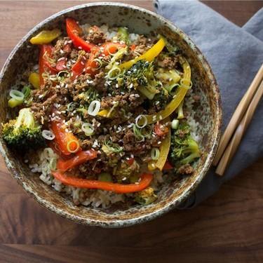 Korean Beef Bowl Recipe | SideChef