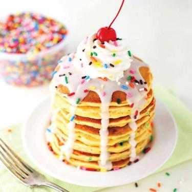 Birthday Pancakes Recipe | SideChef