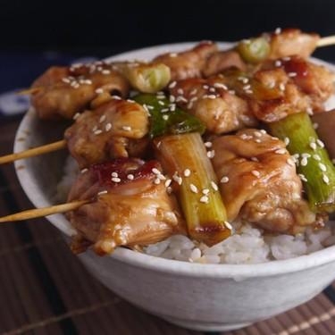 30-Minute Yakitori Don Recipe | SideChef