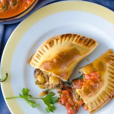 Smoky Turkey Empanadas Recipe   SideChef