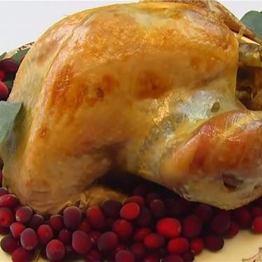Butter Basted Roast Turkey Recipe | SideChef