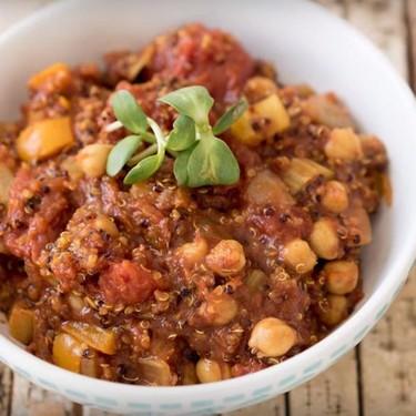 Spicy Quinoa Chili Recipe | SideChef