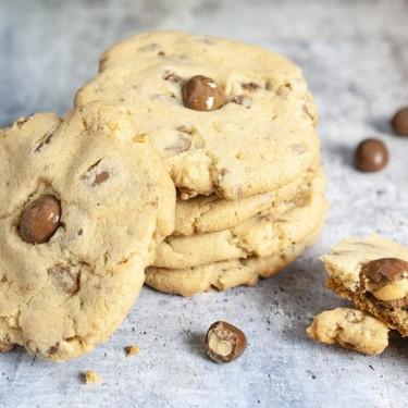 Chocolate Crunch Peanut Butter Cookies Recipe   SideChef