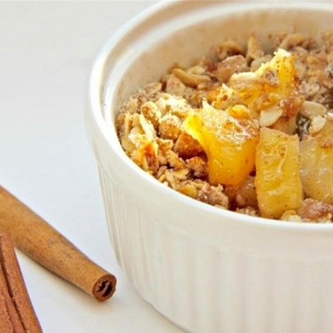 Yummy Dutch Apple Crisps Recipe   SideChef