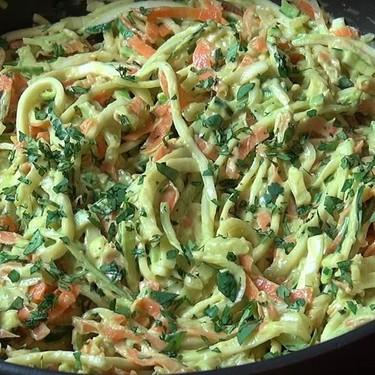 Vegetable Zoodles (Spiralized Veggie Noodles) Recipe | SideChef
