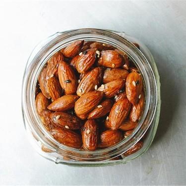 Mirin & Maple Roasted Almonds Recipe | SideChef