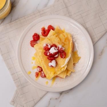 Raspberry Lemonade Gluten-Free Crepes Recipe   SideChef