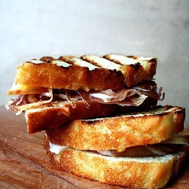 Grilled Prosciutto di Parma and Tomato Sandwich Recipe | SideChef