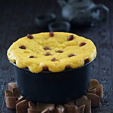 Steamed Chinese Pumpkin Cake Recipe   SideChef