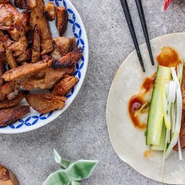 Vegan Crispy 'Duck' With Pancake Recipe   SideChef