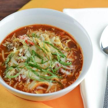 Lasagna Soup Recipe   SideChef