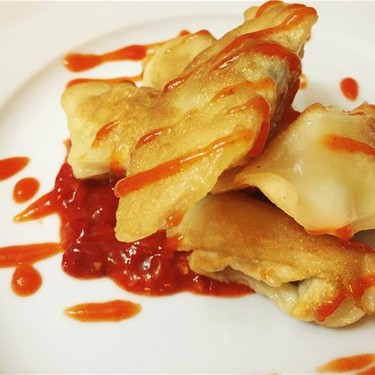 Pork and Shepherd's Purse Dumplings Recipe   SideChef