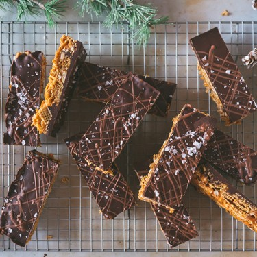 Butterscotch Chex Mix Bars Recipe | SideChef