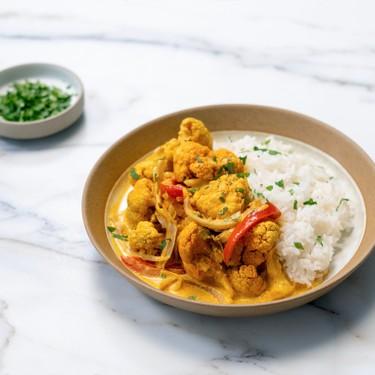 Air Sous Vide Cauliflower Curry Recipe   SideChef