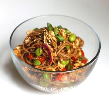 Spicy Soba Noodles Recipe | SideChef
