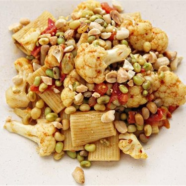 Curried Rigatoni Pasta Recipe | SideChef