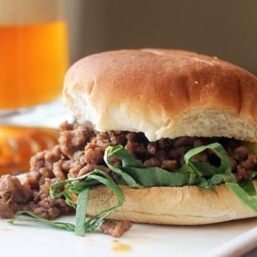 Asian-Style Sloppy Joes Recipe   SideChef