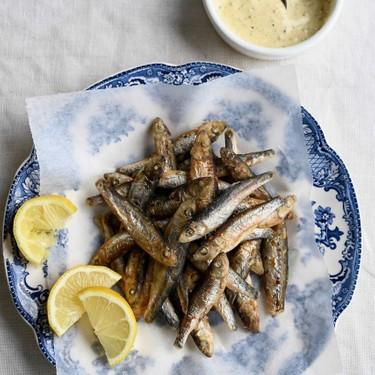 Whitebait with Lemon Aioli Recipe | SideChef