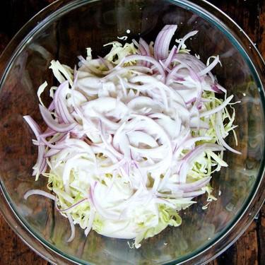 Simplest Cabbage Slaw Recipe   SideChef