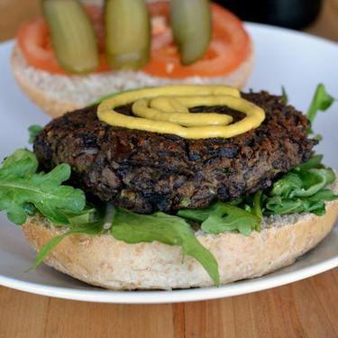 Black Bean Burgers Recipe   SideChef