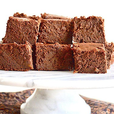 Red Wine Fig Brownies Recipe | SideChef