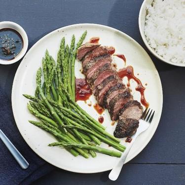 Beef Tenderloin with Teriyaki Reduction Recipe | SideChef