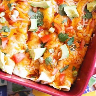 Chicken Enchiladas Recipe | SideChef