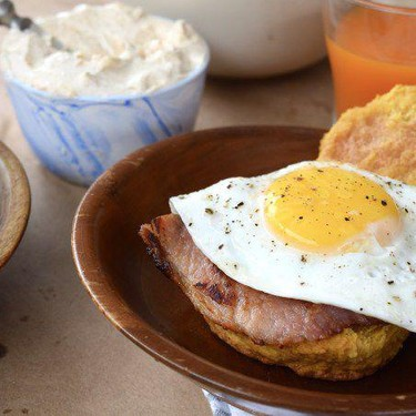 Sweet Potato Biscuits with Whipped Brown Butter Recipe   SideChef