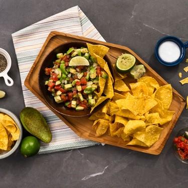 3-Minute Avocado Salsa Recipe   SideChef