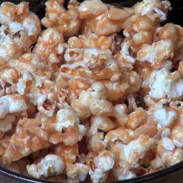 Caramel Nut Popcorn Recipe | SideChef